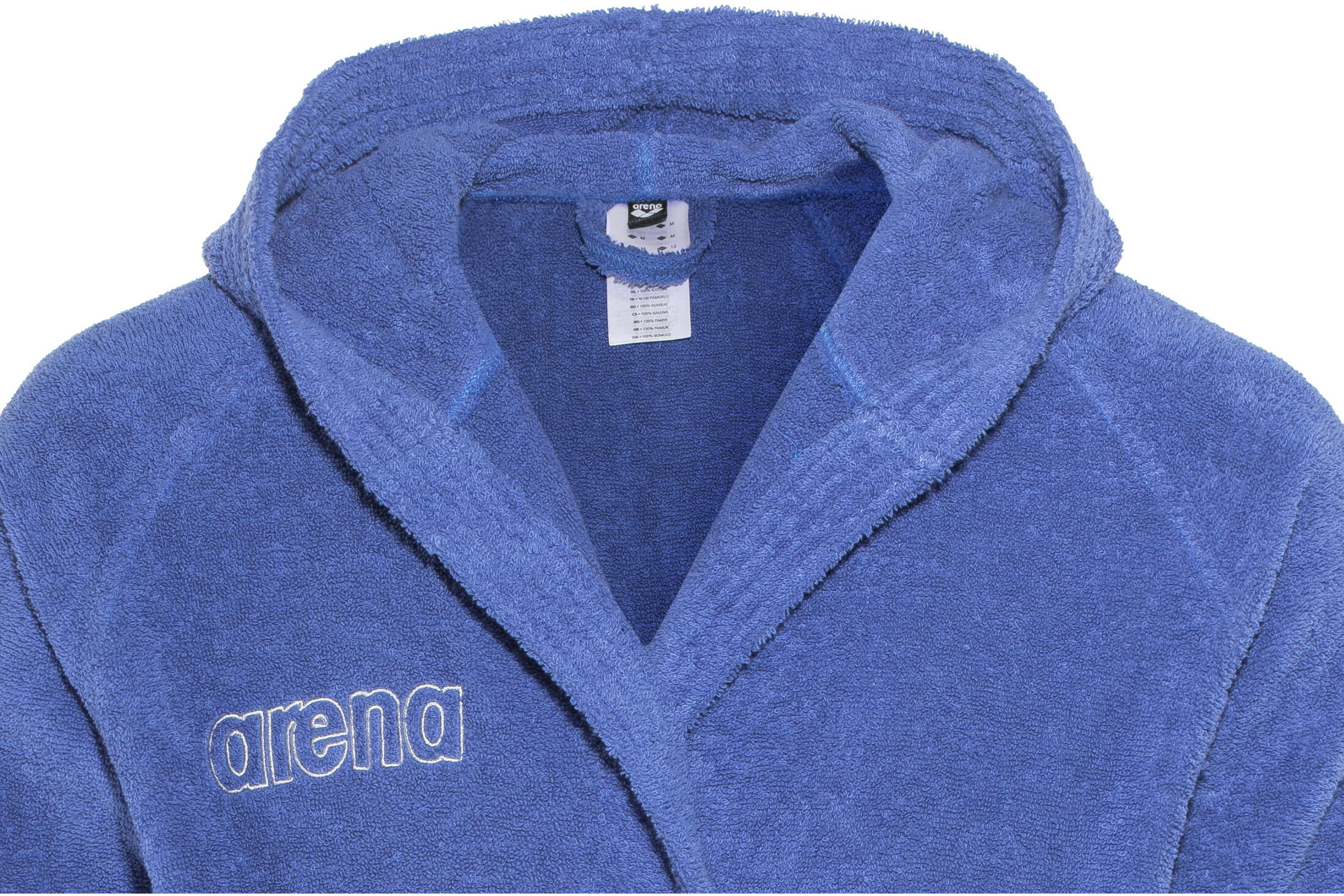 29b482be19 arena Zodiaco Bathrobe blue at Bikester.co.uk